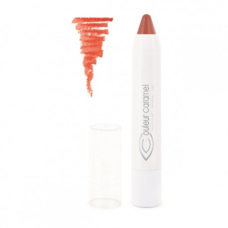Pomadka naturalna do ust Couleur Caramel Twist & Lips 402