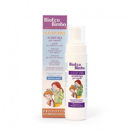 Bema Cosmetici szampon na wszy dla dzieci ekologiczny