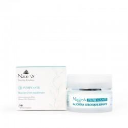 Bema Naturys Vanity maska normalizująca sebum poj. 50 ml