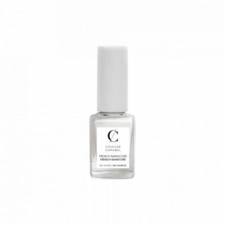 Lakier do paznokci biały french manicure Couleur Caramel