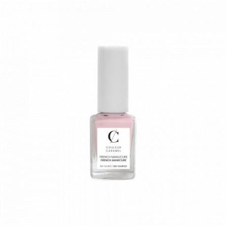 Lakier do paznokci różowy french manicure Couleur Caramel