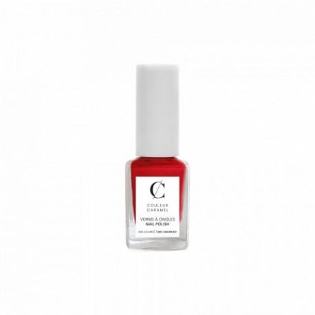 Lakier do paznokci krwista czerwień Couleur Caramel