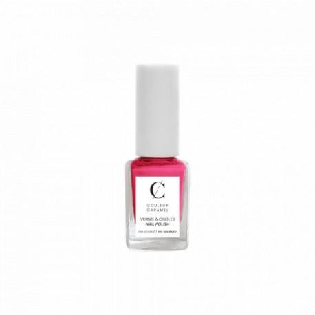 Lakier Couleur Caramel różowy błysk