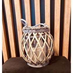 Lampion wiklinowy EkoBoho M
