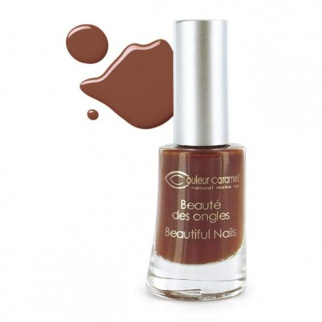 Lakier do paznokci Couleur Caramel, Matt chocolate