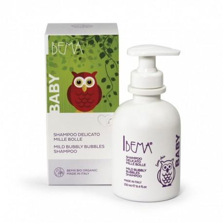 Bema love bio szampony dla dzieci love bio