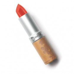 Couleur Caramel Perłowa pomadka do ust, Coral 260