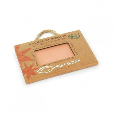Puder w kompakcie (05) Orange beige Couleur Caramel