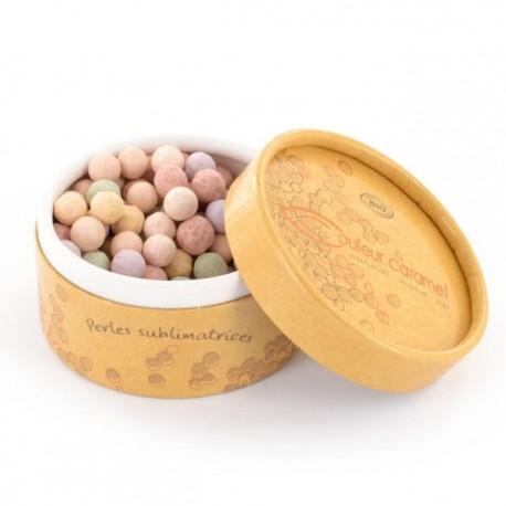 Rozświetlające perełki Couleur Caramel