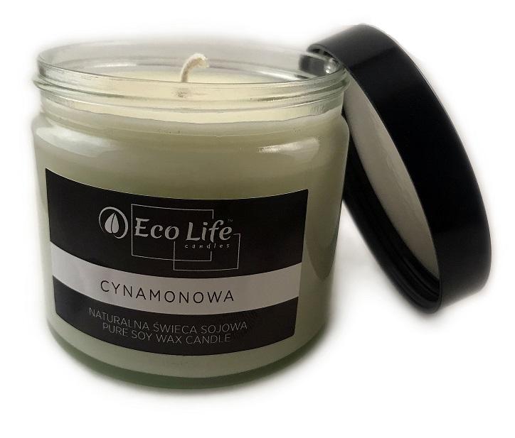 naturalne świece zapachowe